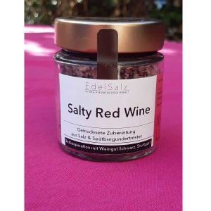 Salty-Red-Wine