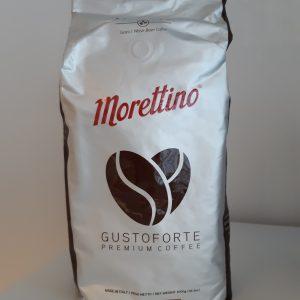 Gustoforte Premium coffee Morettino caffe