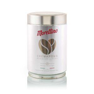 Morettino Cremaroma gemalen koffie