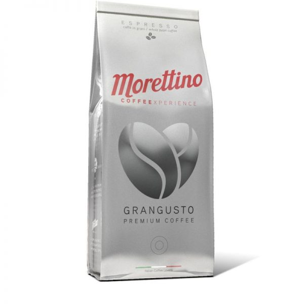 Morettino Grangusto premium coffee