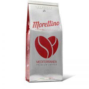 mediterranea premium coffee Arabica en Robustabonen