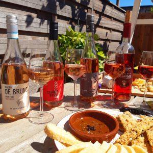 Rosé wijnen van tophuizen